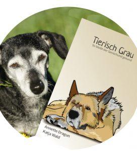 Naddel mit dem Cover von Tierisch Grau - So bleibt der Seniorhund gesund
